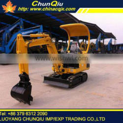 WY15 small hydraulic excavator for sale
