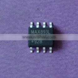 MAX893LESA MAX893L MAX893 1.2A, Current-Limited, High-Side P-Channel Switch with Thermal Shutdown