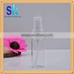 square type sprayer plastic pet bottle pet bottle for lotion in stock