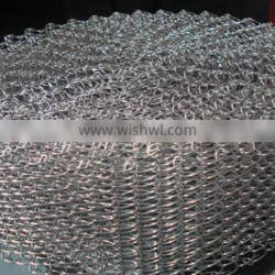 knitted wire mesh used for automobile filter and weapon