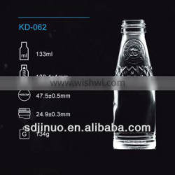 133ml food and beverage bottle