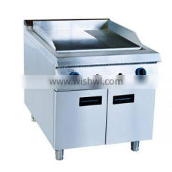 Hot Sale Professional BBQ Gas Flat Plate Griddle