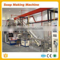 2000kg/h Toilet Soap and laundry soap production Line, soap making machine