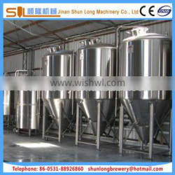 Economical operated brewing system 800l beer brewery equipment
