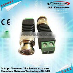 high quality BNC male connector for video cctv