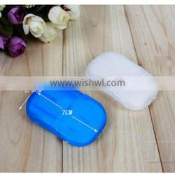 portable soap paper small soap film color carry