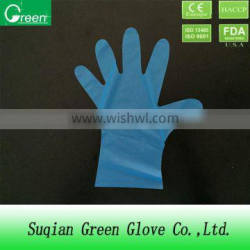 good quality disposable PE/TPE/CPE gloves