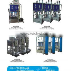 Small Water Treatment RO Units Seawater Purifier Machine