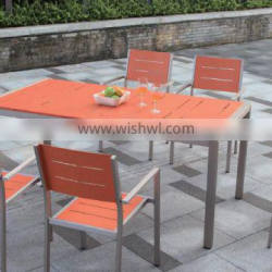 Foshan factory handmade product garden dining set outdoor patio furniture