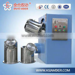International market hot selling stainless steel powder detergent ribbon blender