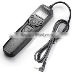 LCD Timer Shutter Release Remote Control for Canon 700D/T5i, 650D/T4i, 550D/T2i, 500D/T1i, 350D/XT, 400D/XTi, 1000D/XS, 450D/XSi