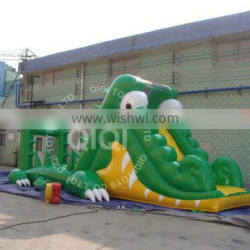 Home usage inflatable water park water slide swimming pool equipment