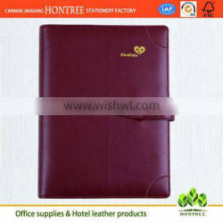 high quality odm accepted recycled material notebook