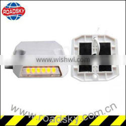 Super Brightness Road Line Mark Fade-proof Led Tunnel Wired Road Stud