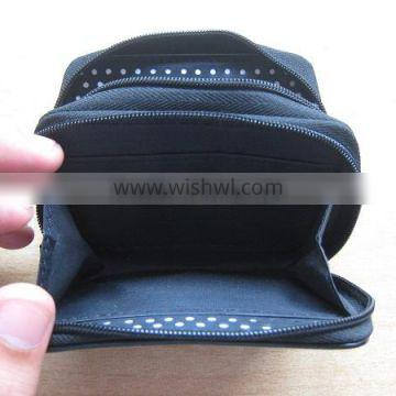 RFID PU Travel Wallet for Man 13623