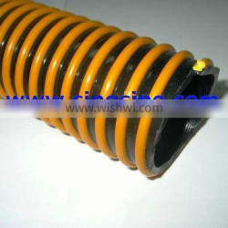 Mining Sand Suction PVC Corrugated Pipe