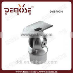 stainless steel post support square handrail bracket
