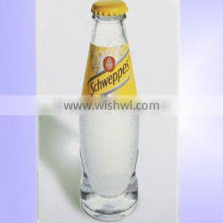 small tin sign fro drink advertisement with customized logo