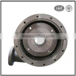 GGG45 sand cast pump spare parts water pump housing made in China