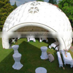 Large outdoor tent/ inflatable tent price/ inflatable booth tent with custom logo