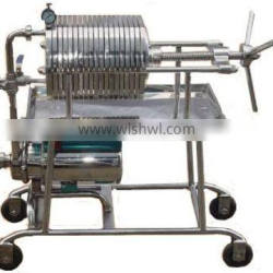 TOP Portable Mini Stainless Steel Cooking Oil Purifying Set, Plant Oil Processing Machine