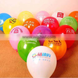 wedding birthday party latex balloon