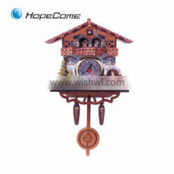 Wood Promotion Cuckoo Clock For Sale