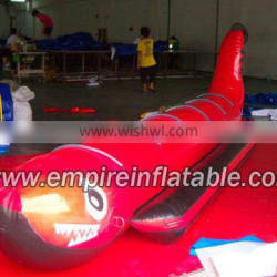 2015 new fashion commercial inflatable PVC boat W1009