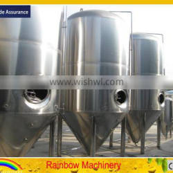 beer fermenter/BFV for micro brewery beer brewing equipment 7000L/8000L/9000L/10,000L