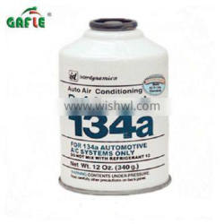 office air conditioner cooling refrigerant gas r134