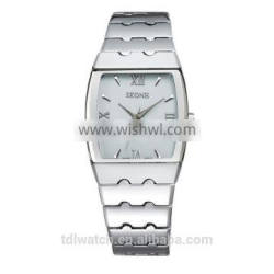 2015 New Style Skone 7094 Branded square shape Couple Watches