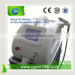 CG-RF500 professional RF high frequency wrinkle remover for skin rejuvenation & skin care