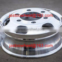 We are factory------forged alloy wheels super quality rims for bus, passanger car wheel