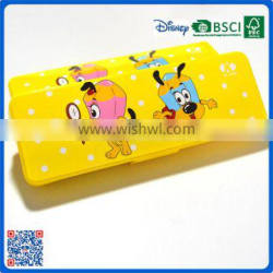 2016 school supply wholesale personalzed cartoon pencil case for students
