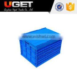 China branded durable eco-friendly recyclable collapsible plastic crate