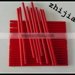 4X100MM plastic lollipop sticks extruding for candy