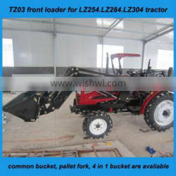 front loader min tractor