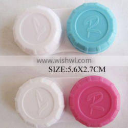 hot selling contact lens mirror case, contact lens mirror case,contact lenses cases