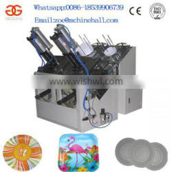 Automatic Food Paper Plate Machine Cake Paper Plate Machine Paper Plate Making Machine