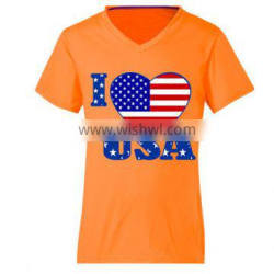 t-shirt fashion 100% Cotton