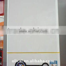 CE wall hung gas boiler