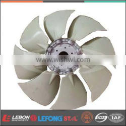 EC480 VOE14607676 diesel engine cooling fan blade price