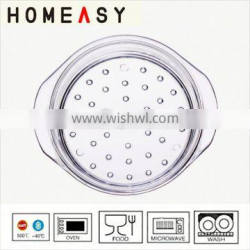 2014 new product 20cm 24cm electric glass steamer made in china