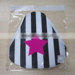 Promotional colorful bicycle seat cover