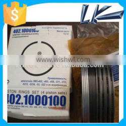 High quality russian truck piston ring 402.1000100