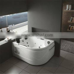 Acrylic massage Indoor hottub whirlpool Massage bathtub