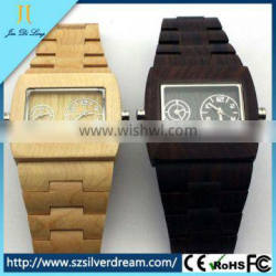 2016 fashional vintage ECO-Friendly New Trendy Wood Watches latest watch