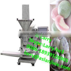 mochi making machine/calzone encrusting making machine/automatic mochi ice cream encrusting machine