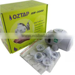 2014 hot sale portable ozone faucet water filter
