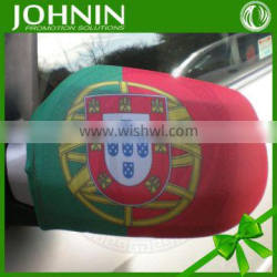 customized best-Selling screen printing car mirror flag